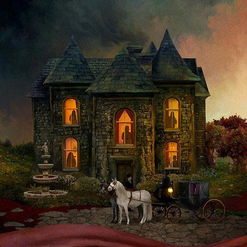 Opeth - In Cauda Venenum Picture Disc LP Released 27/09/19