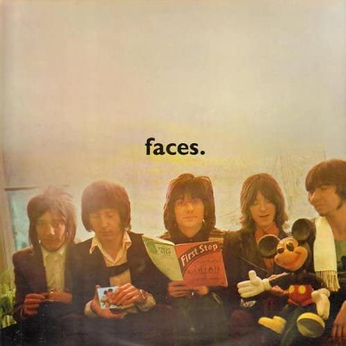 Faces - The First Step LP