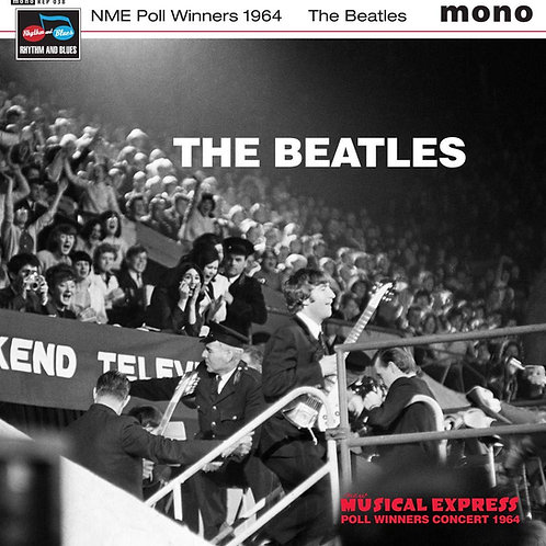 The Beatles - NME Poll Winners Concert 1964 EP Released 28/02/20