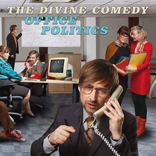 The Divine Comedy - Office Politics LP Released 07/06/19