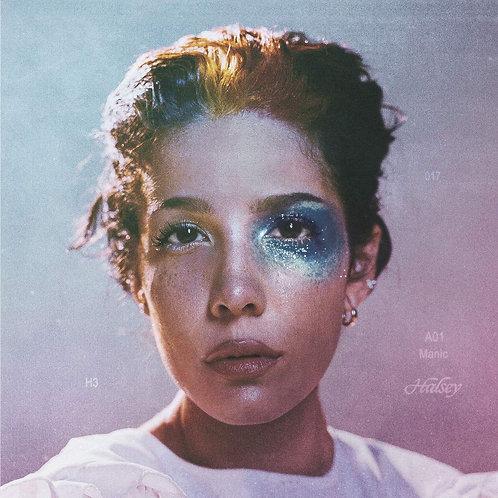 Halsey - Manic LP Released 17/01/20