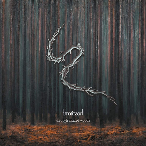 Lunatic Soul - Through Shaded Woods LP Released 13/11/20