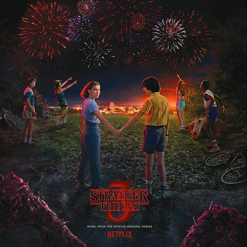 Various Artists - Stranger Things 3 - Music From The Series LP