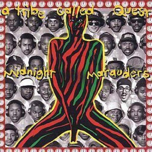 A Tribe Called Quest - Midnight Marauders LP Released 18/10/19