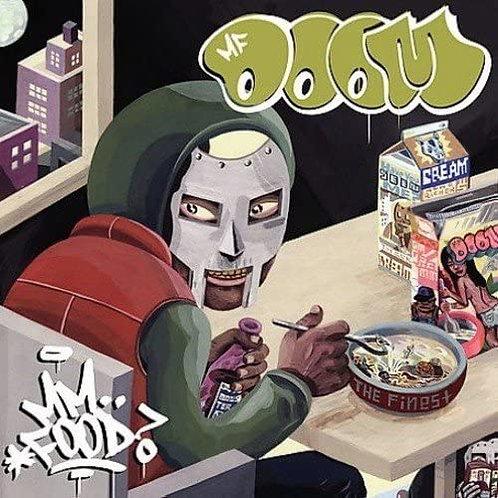 MF DOOM - Mm Food LP Released 19/02/21