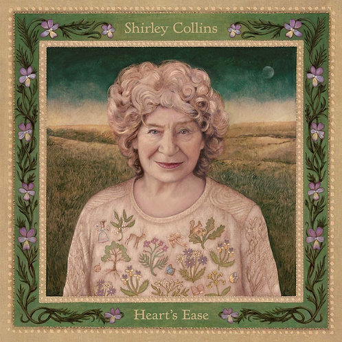 Shirley Collins - Heart's Ease LP #LRS Released 18/12/20