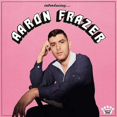 Aaron Frazer - Introducing... LP Released 08/01/21