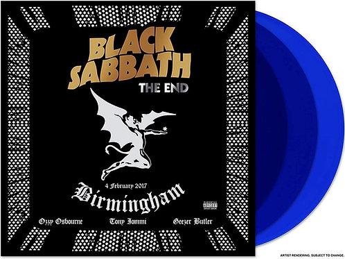Black Sabbath - The End 3LP Released 05/06/20