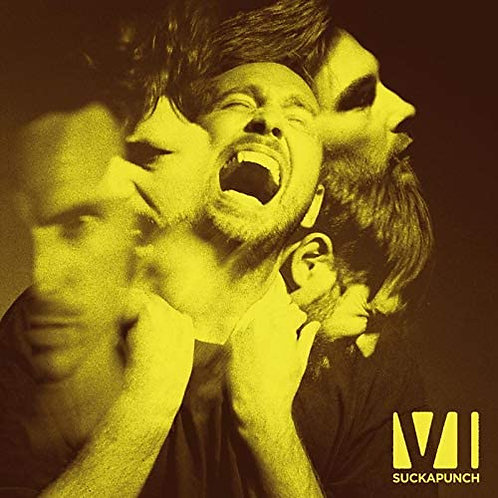 You Me At Six - Suckapunch LP Released 15/01/21
