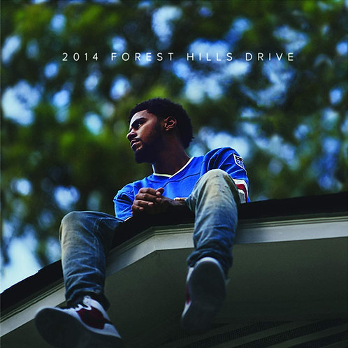 J. Cole - 2014 Forest Hills Drive Picture Disc EP