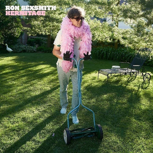 Ron Sexsmith - Hermitage LP Released 18/06/20