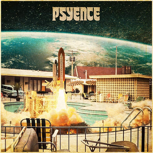 Psyence - Psyence LP Released 16/08/19