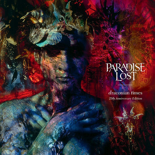 Paradise Lost - Draconian Times - 25th Anniversary Edition LP Released 04/12/20