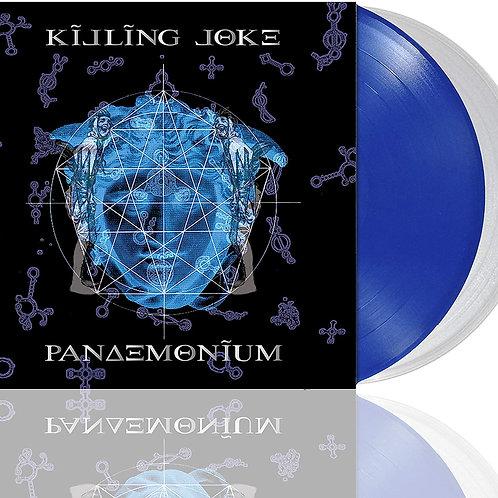 Killing Joke - Pandemonium LP Released 11/12/20