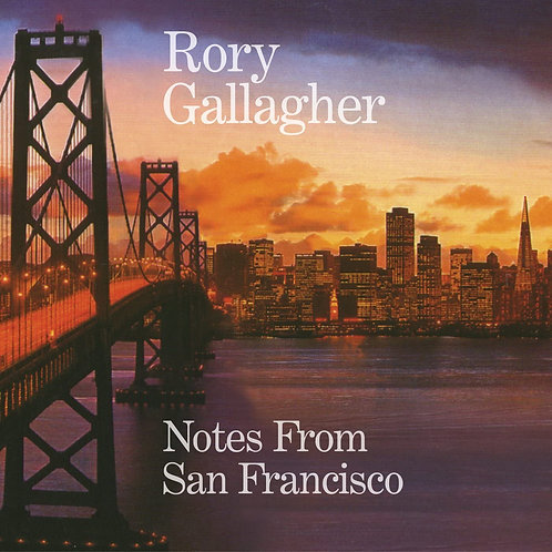 Rory Gallagher - Notes From San Francisco LP