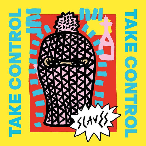 Slaves - Take Control LP
