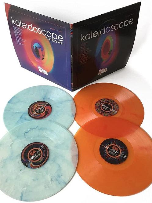 DJ Food - Kaleidoscope - Colored Vinyl Quadruple LP Released 16/07/21