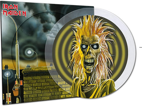 Iron Maiden - Iron Maiden 40th Anniversary Picture Disc LP Released 09/10/20
