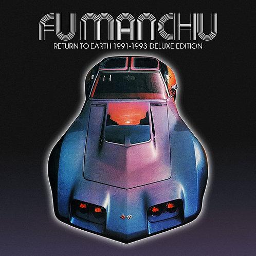 Fu Manchu - Return To Earth 91-93 Deluxe Edition - Purple Vinyl LP