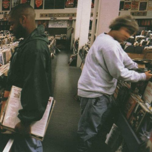 DJ Shadow - Endtroducing..... LP