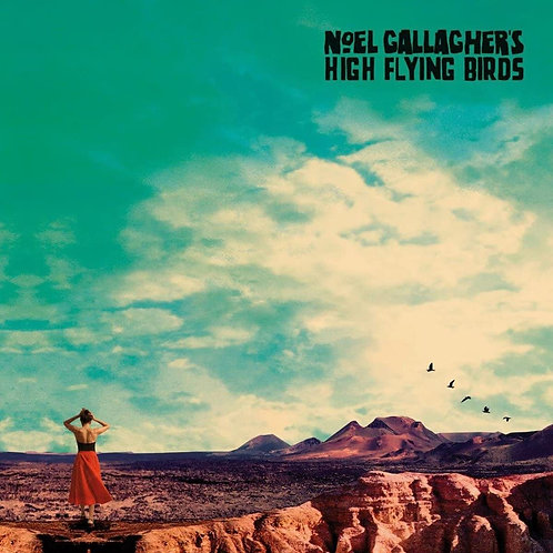 Noel Gallagher's High Flying Birds - Who Built The Moon LP