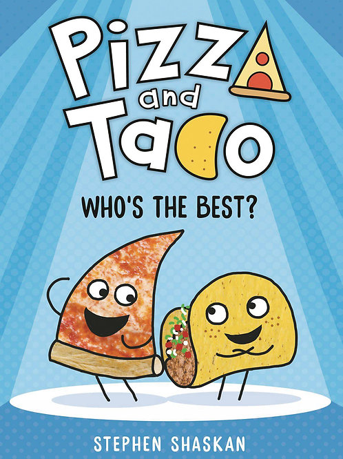 PIZZA AND TACO WHO'S THE BEST