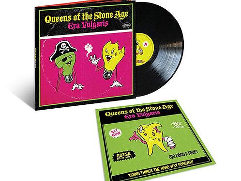Queens Of The Stone Age - Era Vulgaris LP Released 20/12/19