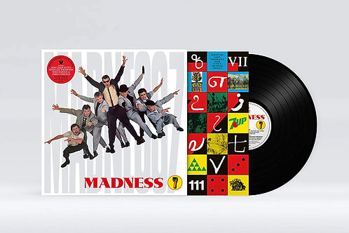 Madness - 7 Remastered Vinyl LP Released 26/03/21