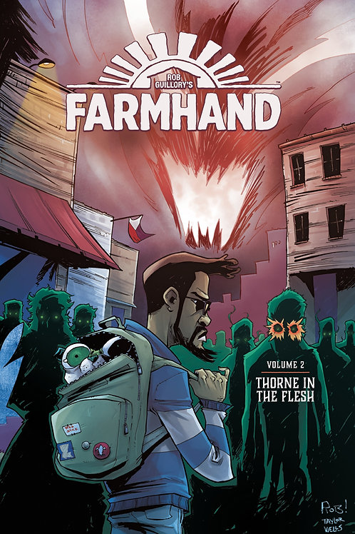 Farmhand Volume 02 [TPB]