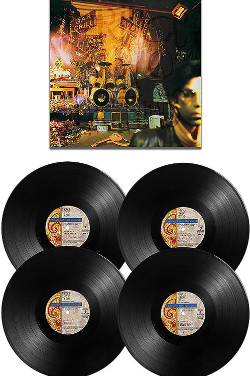 Prince - Sign O' The Times Deluxe LP Released 25/09/20