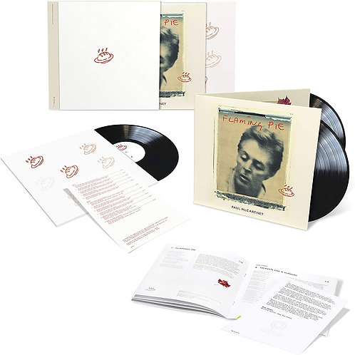 Paul McCartney - Flaming Pie LP Boxset Released 31/07/20