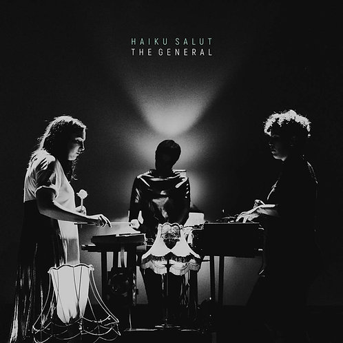 Haiku Salut - The General CD Released 02/08/19