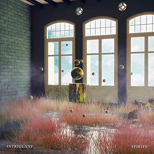 Intriguant - Spirits LP Released 07/05/21