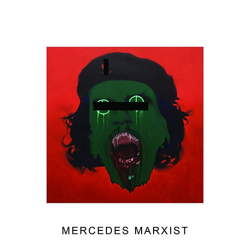 "Idles - Mercedes Marxist 7"" Released 02/08/19"