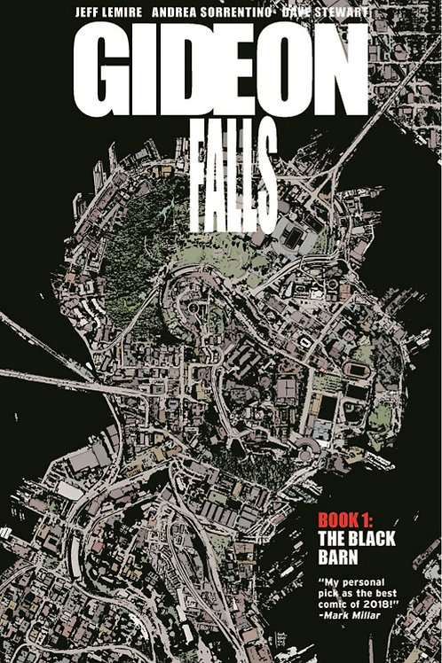 Gideon Falls - Volume 1 - Black Barn [TPB]