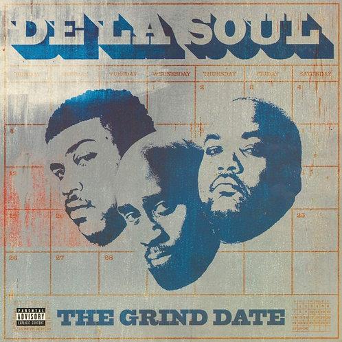 De La Soul - The Grind Date LP Released 27/03/20