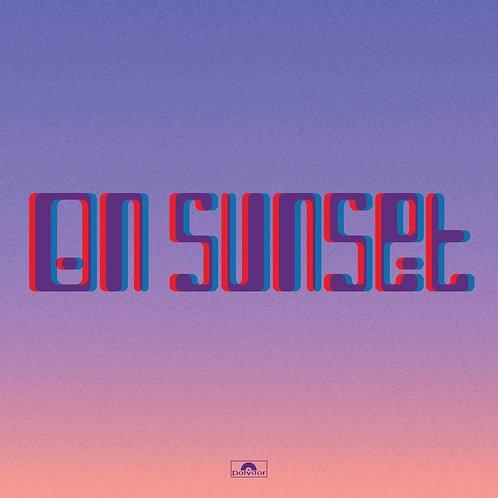 Paul Weller - On Sunset CD Released 03/07/20