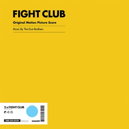 Dust Brothers - Fight Club Soundtrack LP #LRS Due 21/08/20