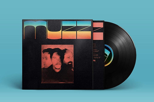 Muzz - Muzz LP Released 05/06/20