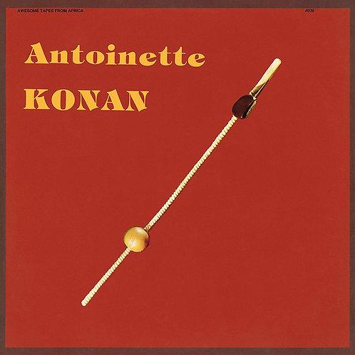 Antoinette Konan - Antoinette Konan LP Released 15/11/19