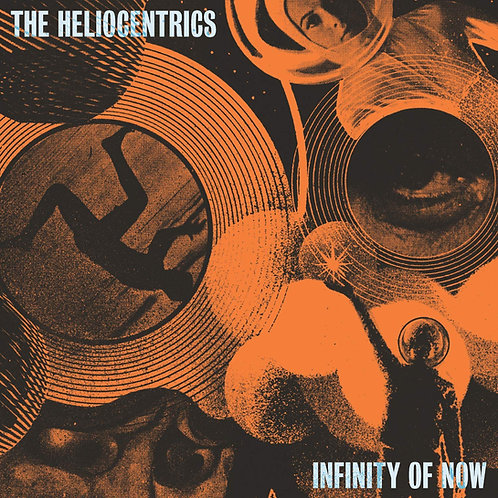 The Heliocentrics - Infinity Of Now CD Released 28/02/20