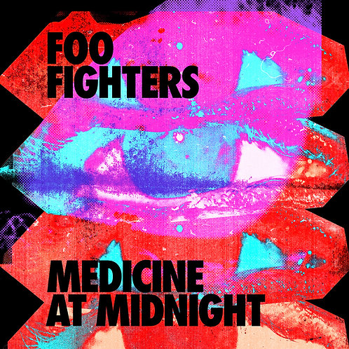Foo Fighters - Medicine At Midnight CD Released 05/02/21