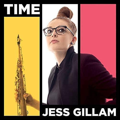 Jess Gillam - Time CD Released 25/09/20