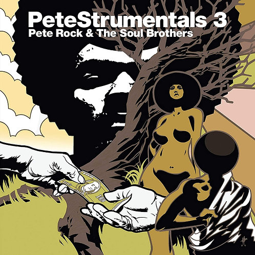 Pete Rock & The Soul Brothers - Petestrumentals 3 LP Released 25/12/20