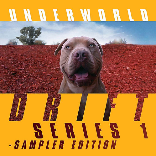 Underworld - Drift Songs Sampler Edition LP Released 01/11/19