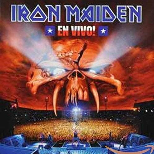 Iron Maiden - En Vivo! LP