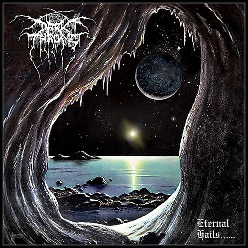 Darkthrone - Eternal Hails CD Released 25/06/21