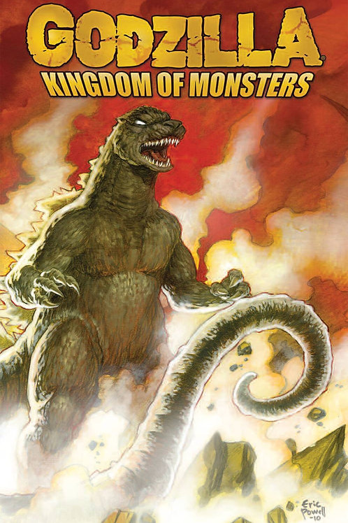 Godzilla:Kingdom of Monsters TP