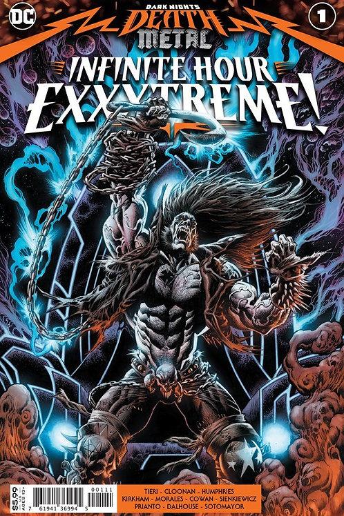 Dark Nights: Death Metal - Infinite Hour Exxxtreme! #1