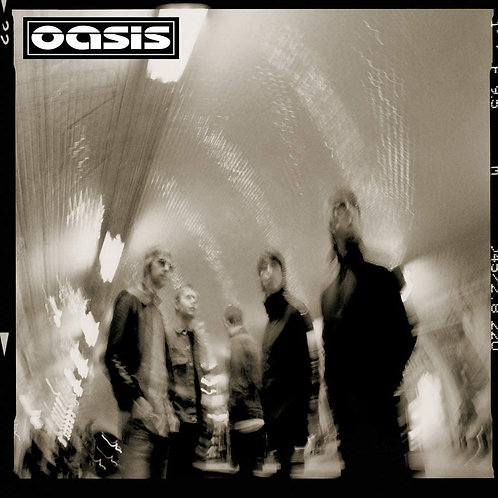 Oasis - Heathen Chemistry LP